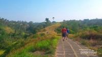 Tenangnya Bukit Campuhan, Ubud.