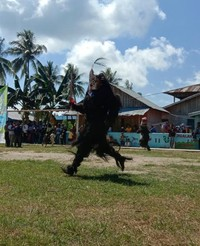 Tarian Wala,Foto:abi