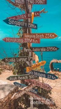 Spot di Nusa Penida