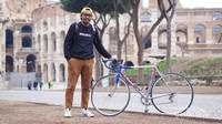 Bersepeda Keliling Kota Roma