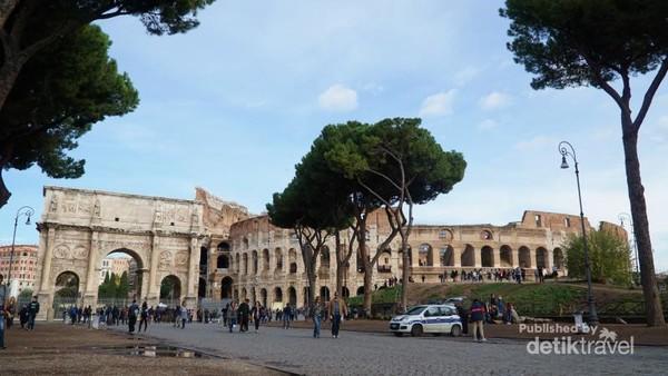 Kawasan Colosseum