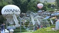 spot foto balon udara
