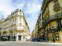 Apartemen mewah di pusat kota Paris