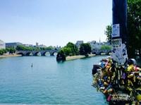 Sungai Seine dan Love Locks