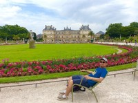 Garden of Luxembourg