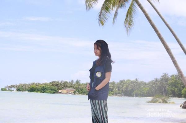 Hey, ini bukan di Maldives, tapi di Masalembu!