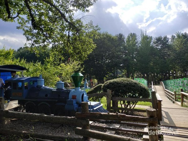 Taman di Nami Island