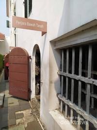 Penjara Bawah Tanah di Museum Fatahillah