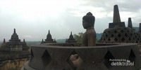 Candi Borobudur, Magelang - Jawa Tengah