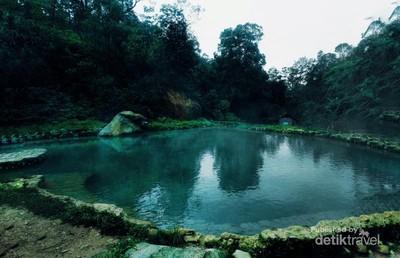 Bukan Jepang, Ini Onsen di Bandung Selatan