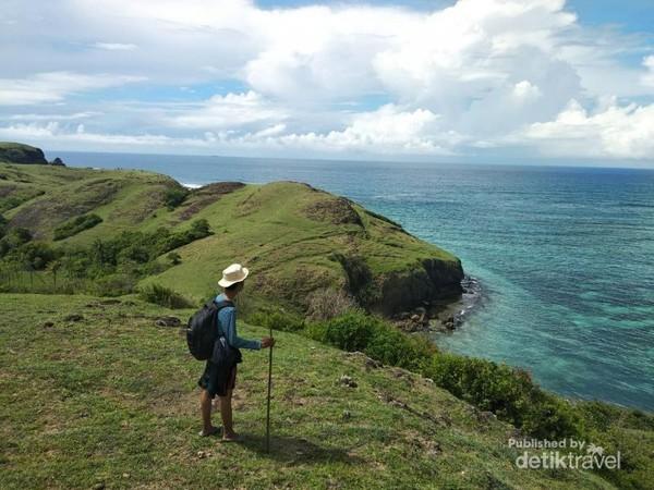 Waktunya meneruskan perjalanan, melihat indahnya lautan  (Yoga/dtravelers)