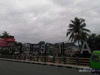 Jembatan otista Kota Bogor
