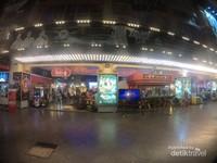 Arena pertarungan Muay Thai yang terdapat di Asiatique