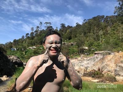 Tahukah Kamu, Bandung Punya Spa Lumpur Alami?