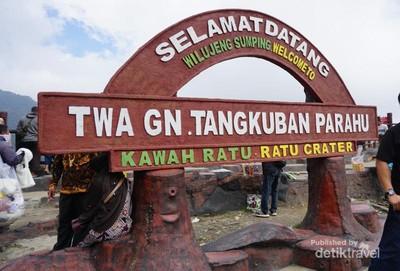 Sudah Tahu Sejarah dan Legenda Tangkuban Perahu?