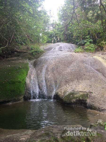 Mata Air di Desa Goiso Oinan, Pulau Sipora, Kab. Mentawai