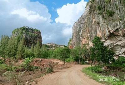 Khuha Mountain, Destinasi Alam Baru di Thailand Selatan