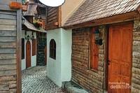 Spot foto Alphen House ala Swiss.