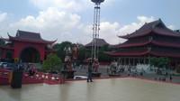 Klenteng Sam Poo Kong/Kinsa