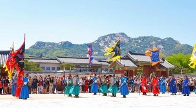Wisata Ala Drama Korea di Istana Gyeongbok