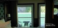 Suasana dan kondisi kamar tidur di Kapal pesiar seperti hotel bintang 5