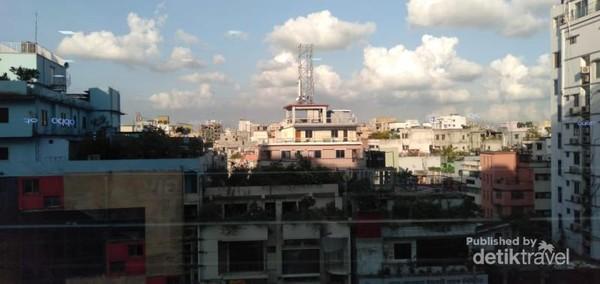 Kota Dhaka, ibu kota negara Bangladesh