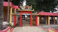 Gerbang Kompleks Pulau Kamaro