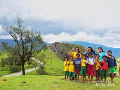 Pesona Timor Tengah Selatan Yang Asri & Menawan