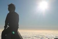 Saatnya duduk menikmati syahdunya angin Gunung Welirang