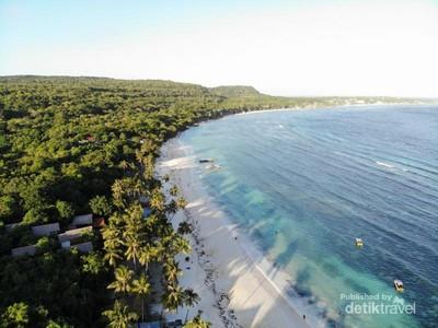 Pesona Pantai Bara di Tanjung Bira