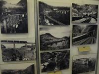 Jalur perlintasan kereta pada zaman dulu yang sebagian besar masih aktif dan digunakan sampai hari ini.