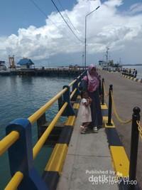 Pelabuhan kapal roro Tanjung Uban, KEPRI