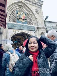 Grand Bazaar yang megah dan indah!