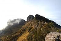 Gunung Sumbing menjulang setinggi 3.371 mdpl dan mempunyai pemandangan yang menakjubkan
