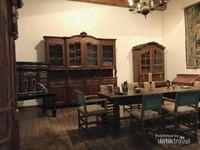 Ruang makan bagi bangsawan yang ada di dalam kastil