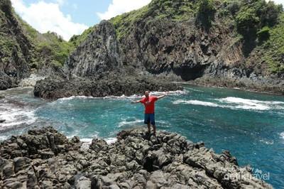 Pantai di Lombok Seperti di Film Fiksi
