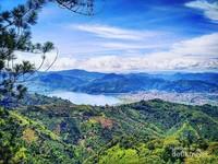 Panorama Luttawar dari Puncak Origon