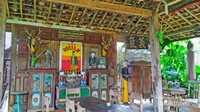 Furniture dan dekorasi tradisional