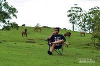 Salah satu tempat tercantik di Kabupaten Timor Tengah Selatan adalah Perbukutan Fatukoto.