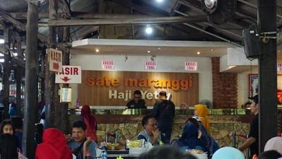 Mencicipi Ikon Kuliner Purwakarta, Sate Maranggi