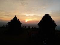 Candi Ijo merupakan salah satu candi tertinggi di Indonesia