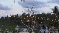 Salah satu kafe dengan spot yang instagramable bagi para pengunjung, terletak di dalam kawasan wisata.