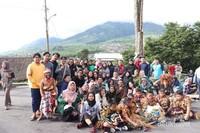 Foto bersama mahasiswa dan dosen