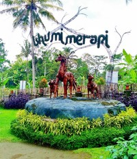 Bhumi Merapi, Wisata Ramah Anak di Yogyakarta