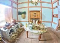 Dapur jaman dulu malah cantik dan instagenic ya