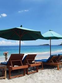 Pinggir Pantai Virgin