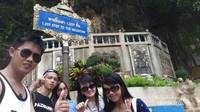 Pesona Phi-Phi Islands, Lokasi Syuting Film The Beach