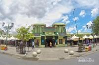 Jangan khawatir, Pasar Beringharjo tetap buka kok.