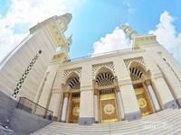 Bukan Nabawi, Ini Masjid Cantik dari Sleman