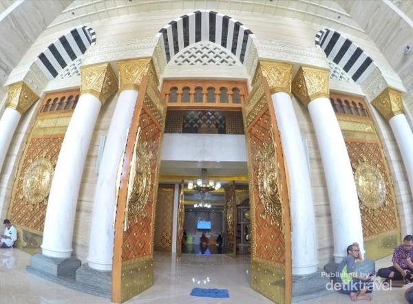 Selamat datang di Masjid Suciati.